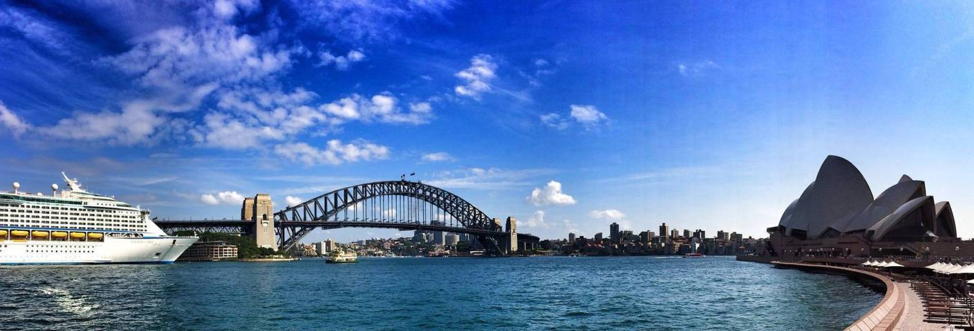 E Visa Australia Sydney  Harbor Bridge